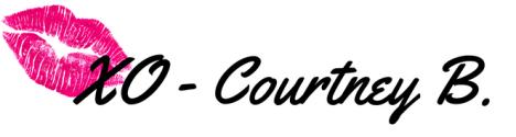 XO - Courtney B.
