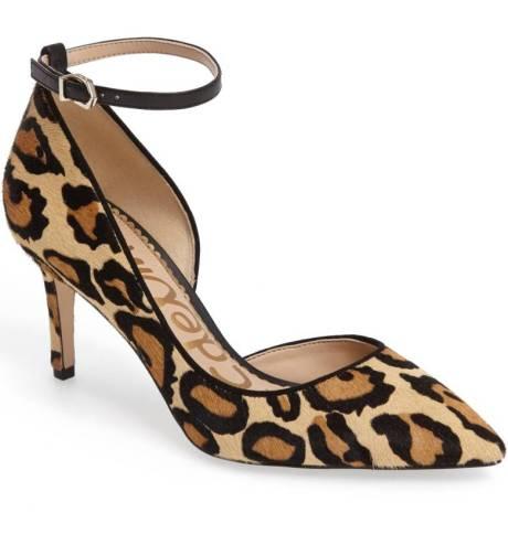 leapord heel