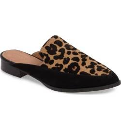 cheeta loafers