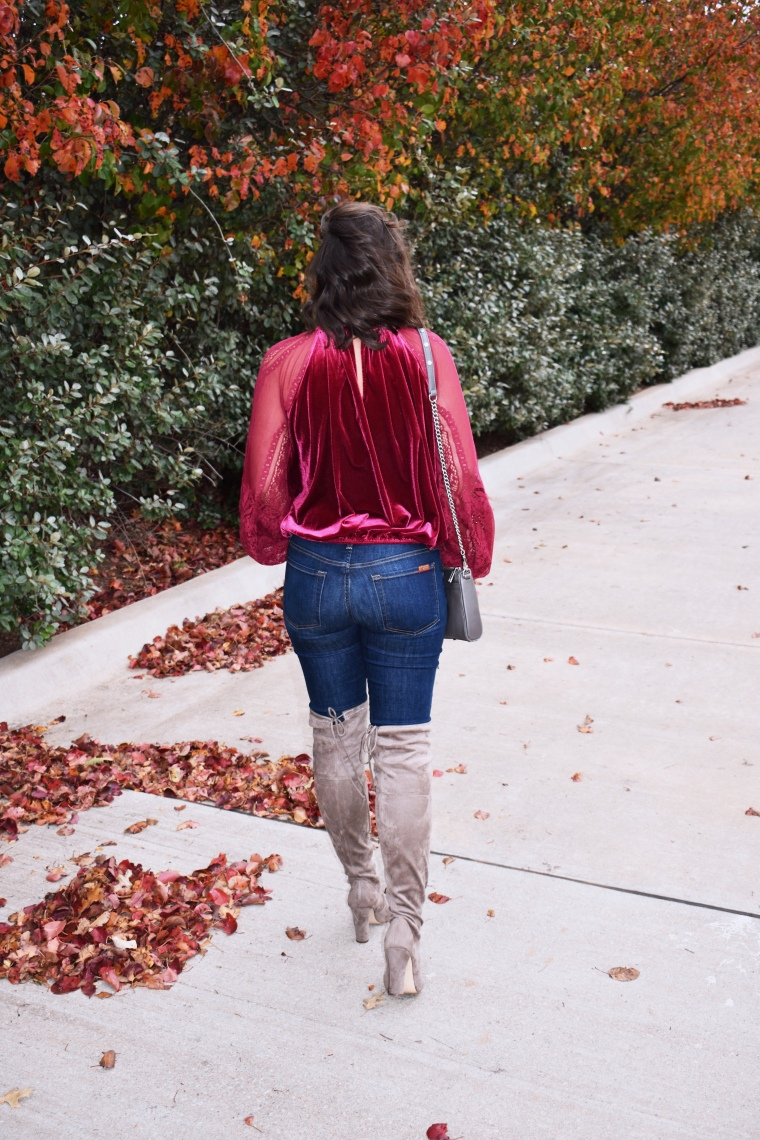 red and jeans 3