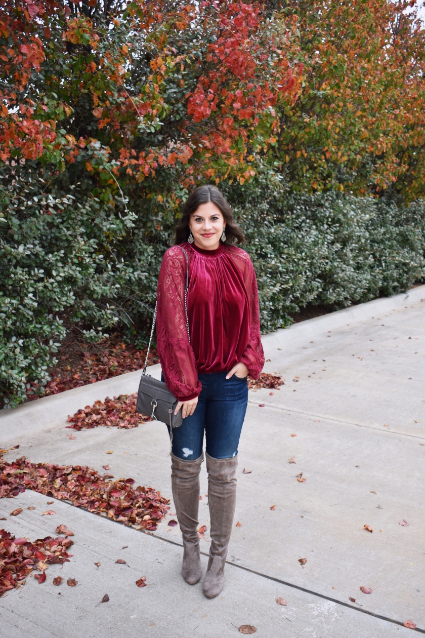 red and jeans 6