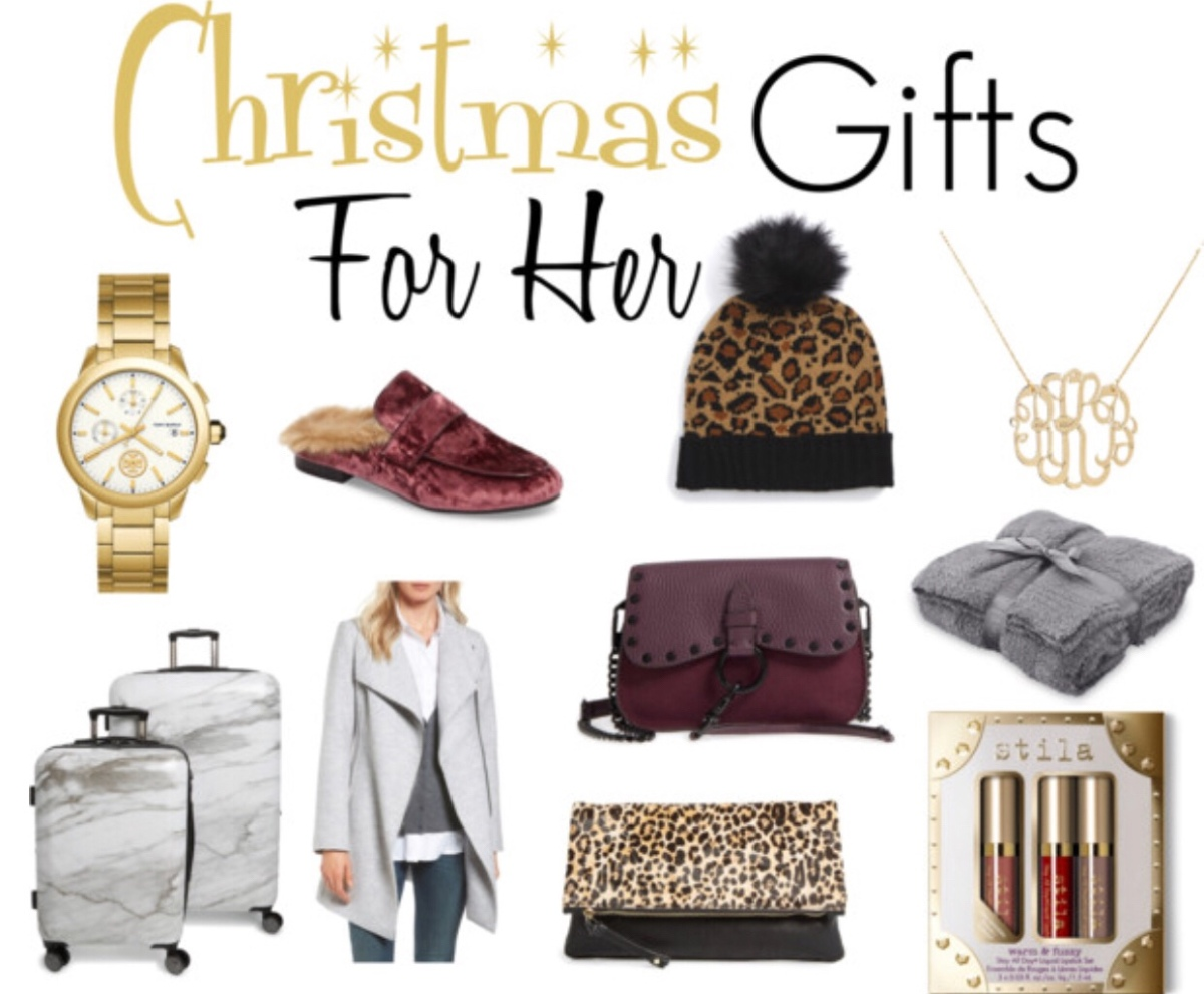 Top Ten Best Gifts from Nordstrom